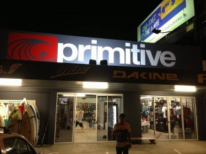 Primitive Surf